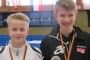 Svenja Krüger (VfL Tegel) und Fernando Janz (SCC) - so heißen die Sieger...