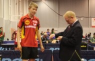 ITTF Polish Open +++ Marcus 2.Auftritt im DTTB Dress