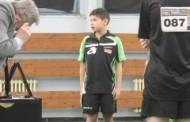 Fernando Janz bei den 19th International Open in Budapest