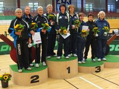 BTTV Seniorinnen gewinnen erneut Deutschlandpokal