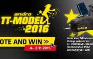 VOTE AND WIN - andro Model Challenge