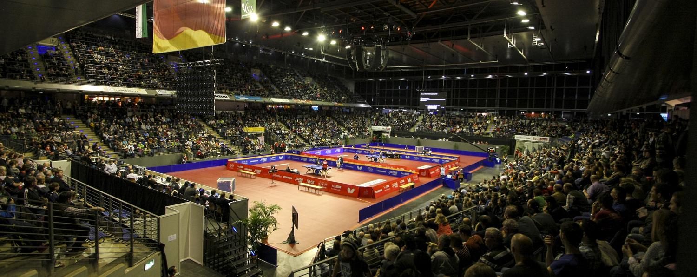 Für Kurzentschlossene: German Open Tagestickets am Samstag ab 16 Uhr günstiger