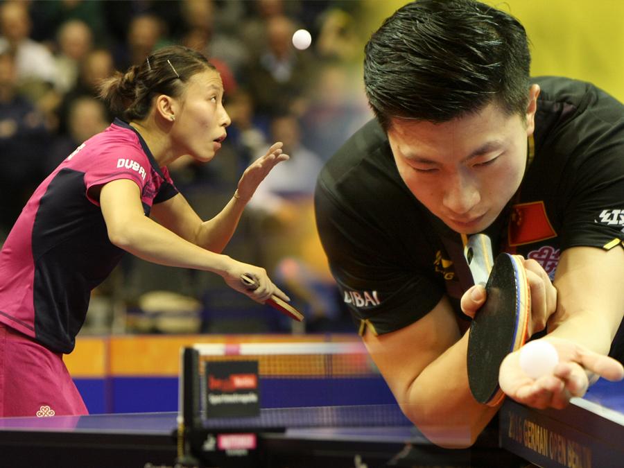 Wu Yang und Ma Long gewinnen die German Open 2016