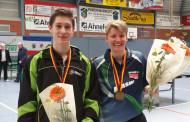 Soraya Domdey und Leon Abich werden Norddeutsche/r Meister/in