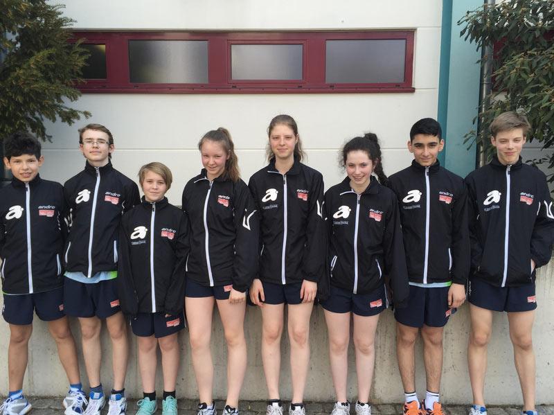 Ergebnisse vom Deutschlandpokal SchülerInnen & Jugend 2016