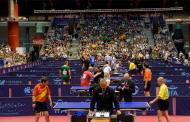 Senioren WM in Alicante: Uwe Wienprecht ist Weltmeister im Doppel und Dimitrije Bilic Vizeweltmeister im Einzel