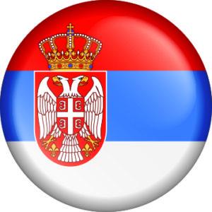 Flag-Serbien