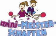 Landesfinale der mini-MEISTERSCHAFTEN am 26.05.2018