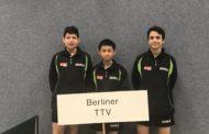 Nicht erwarteter 8. Platz für Berliner Schüler beim Deutschlandpokal