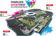 """Familiensportfest im Olympiapark Berlin"" am 3. September 2017"