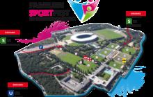 """""""Familiensportfest im Olympiapark Berlin"""" am 3. September 2017"""