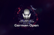 German Open vom 7. bis 12. November 2017 in Magdeburg