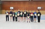 Sina Henning und Daniel Bartels gewinnen die Landesrangliste 2017. Alle Ergebnisse der Damen/Herren und A-Schüler/innen...