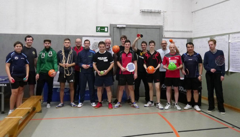 15 neue Kinder- und Jugendtrainer