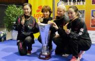 eastside jubelt zum fünften Mal in Folge bei den Deutschen Pokalmeisterschaften