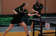 Norddeutsche Meisterschaften der Damen & Herren 2018 in Sparrieshoop - 1x Gold im Doppel