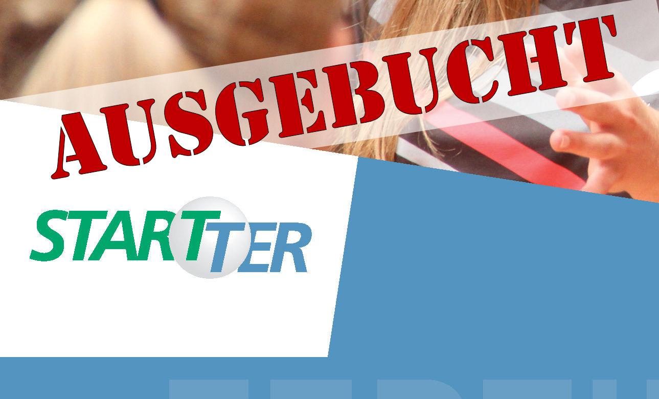 STARTTER Ausbildungen 2018 im März - Ausgebucht!