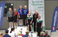 Berliner Senioren holen 13 Medaillen bei den Deutschen Meisterschaften in Dillingen