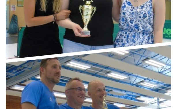 Berliner Pokalmeister der Damen und Herren ermittelt!