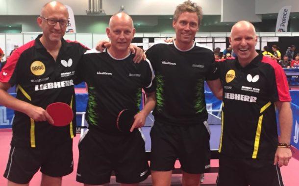 Berliner Silber und Bronze bei Senioren-WM in Las Vegas