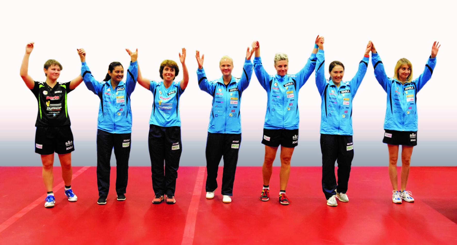 Ladies Power am Frauentag - Champions League Halbfinale