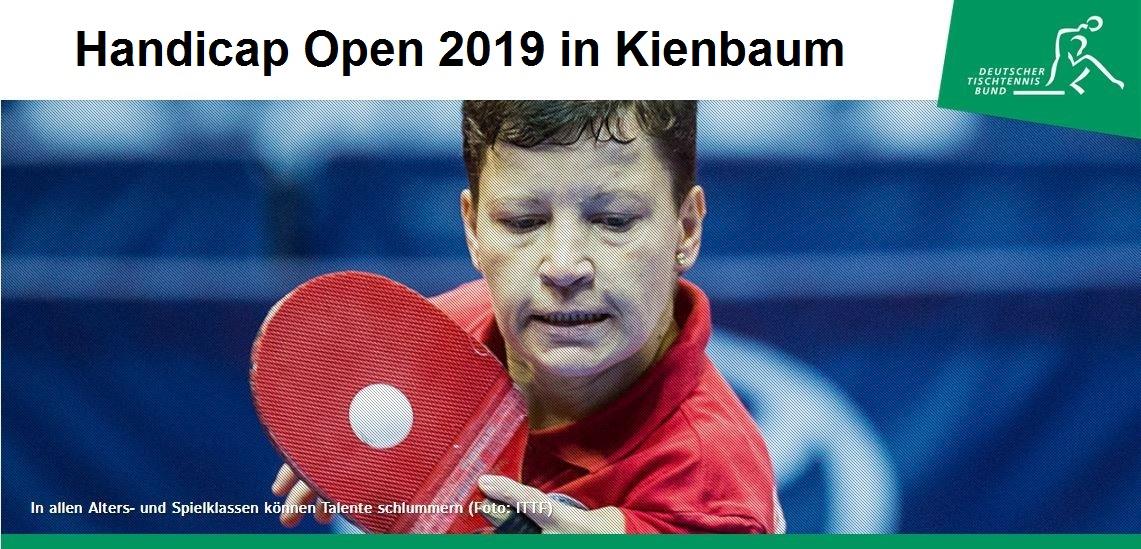 Kienbaum ist Schauplatz der 4. Handicap Open