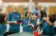Tischtennis: Spiel mit! – Jetzt schon an das neue Schuljahr denken!