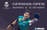 Berliner Beteiligung an den German Open 2019!