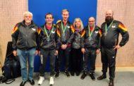 Maximilian Kröber gewinnt EM-Silber mit der Mannschaft!