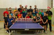 Weihnachtsfeier des Landeskaders - Spiel und Sport mal anders