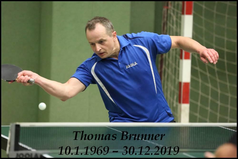 Nachruf für Thomas Brunner