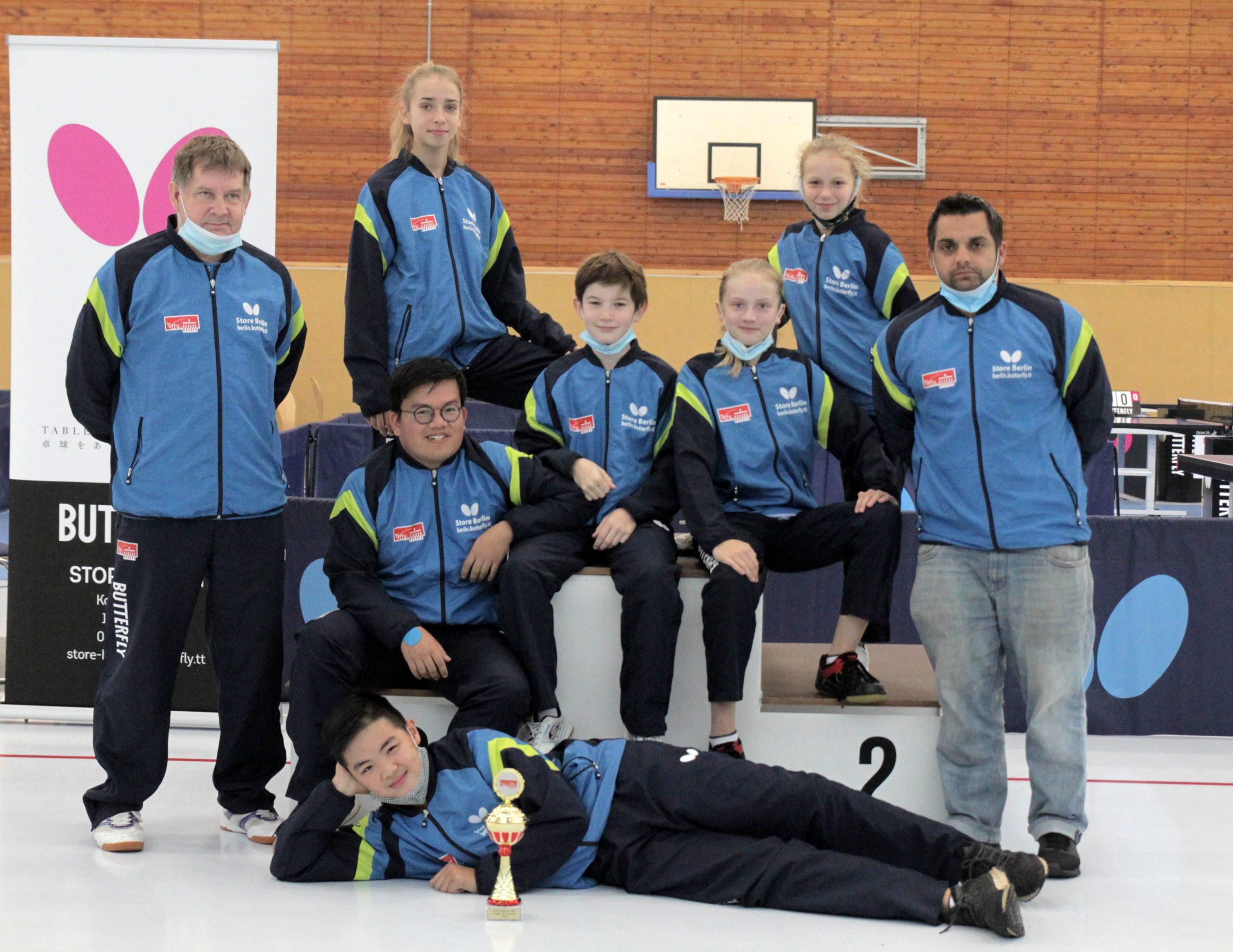 Norddeutsche Rangliste Jugend 13