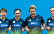 Final Four der Damen-Pokalmeisterschaften 2020/2021 am 10. Januar in Berlin - leider ohne Publikum