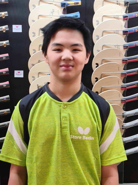 Butterfly-Vertrag für Hoang Long