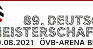 Deutsche Meisterschaften 2021 - Volunteers & Bewerbung