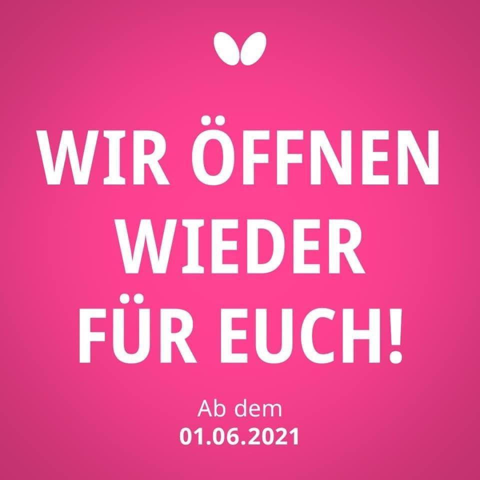 Butterfly Store Berlin öffnet wieder ...
